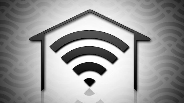 Top 10 Ways to Boost Your Home Wi-Fi, totally works! We were only getting one bar on the far side of the house and now we get almost full reception through the whole house!