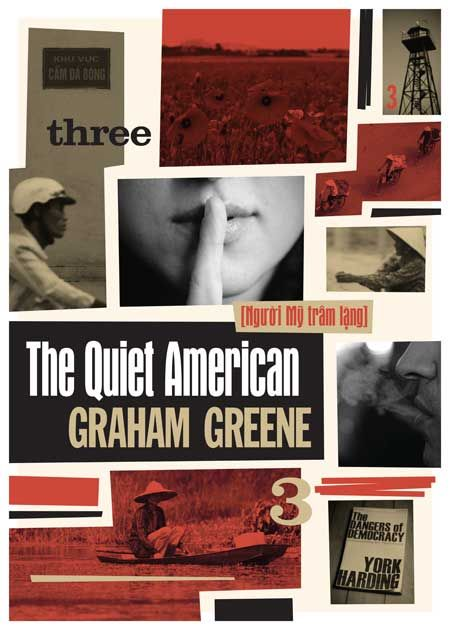 The Quiet American by Steve Pill (UK) More posters & info on http://doedemee.be/showcase/ buy this poster on http://www.wallcandy.be/index.php?