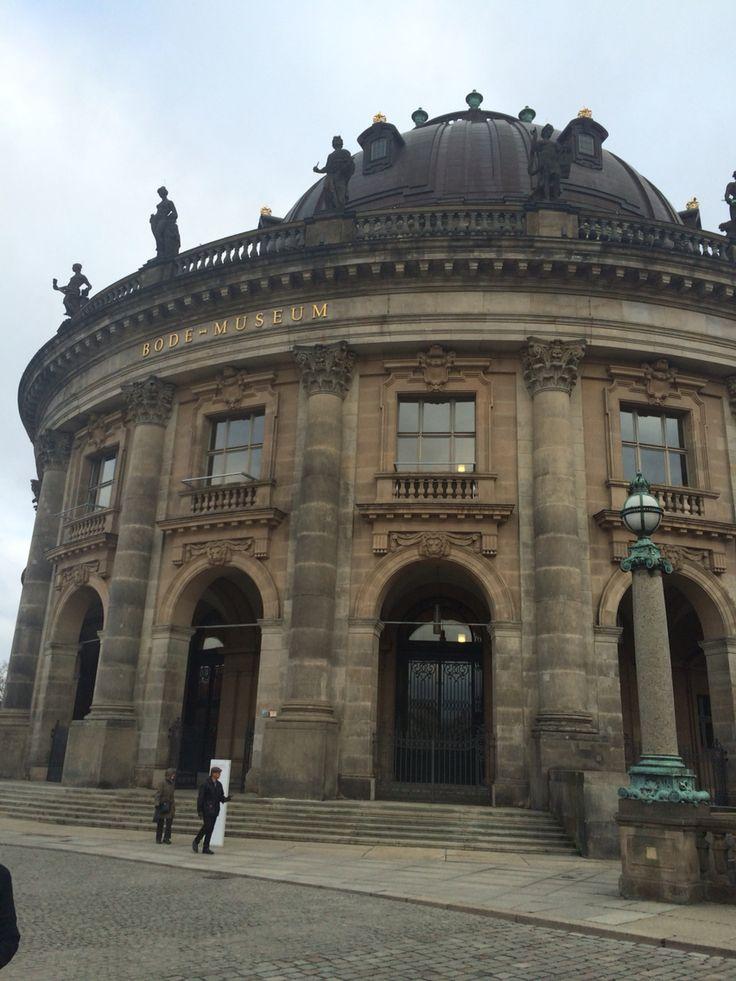 Bode Museum Berlino.