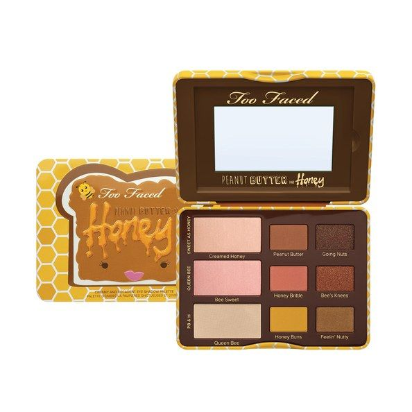 TF Peanut Butter & Honey Palette—Summer 2017 | http://www.hercampus.com/beauty/too-faced-summer-2017-collection-sunshine-your-blizzard
