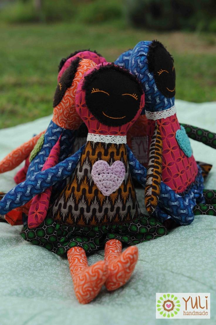 Shwe shwe Laska Dolls by Yuli