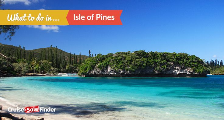 Isle of Pines Cruise Port Guide