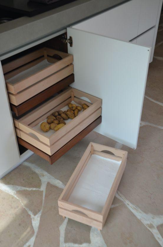 Une cuisine moderne au c ur d 39 une chaumi re coffre for Une cuisine moderne
