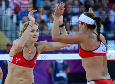 Misty Mae & Kerri | Olympic Spirit | Pinterest
