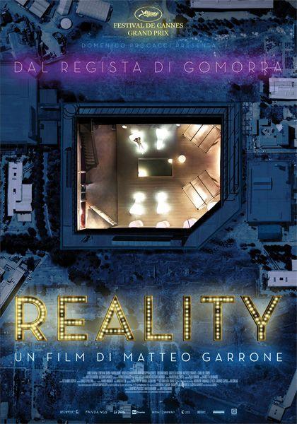 Reality   Un film di Matteo Garrone. Con Aniello Arena, Loredana Simioli, Nando Paone, Graziella Marina, Nello Iorio. Drammatico, durata 115 min. - Italia 2012.