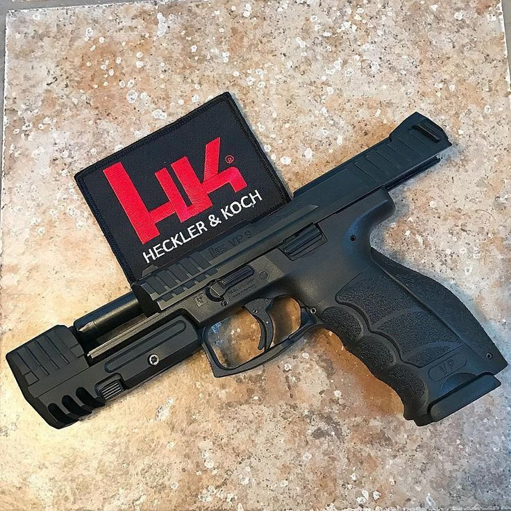 HECKLER AND KOCH VP9 9MM  Speed up and simplify the pistol loading process  with the RAE Industries Magazine Loader. http://www.amazon.com/shops/raeind