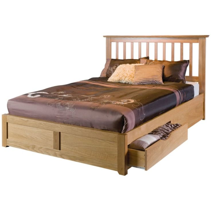 9 best Wooden Beds images on Pinterest Wood beds, Wooden bed - schlafzimmer dänisches bettenlager