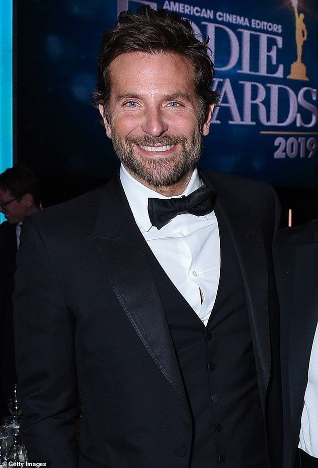 Bradley Cooper evokes Old Hollywood chic in three-piece suit