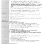 Sales Associate Resume Template #1213