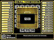 Deal or No Deal - Jocuri cu Bani