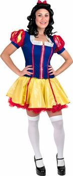 Adult Sexy Snow White Costume