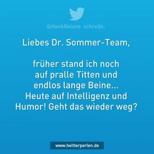 Liebes Dr. Sommer-Team.