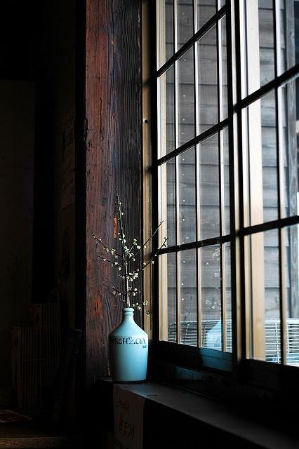 Japanese Window Sill