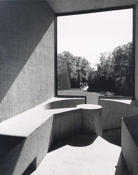 In/out - Everson Museum of Art, Syracuse, New York, 1968. I.M Pei.