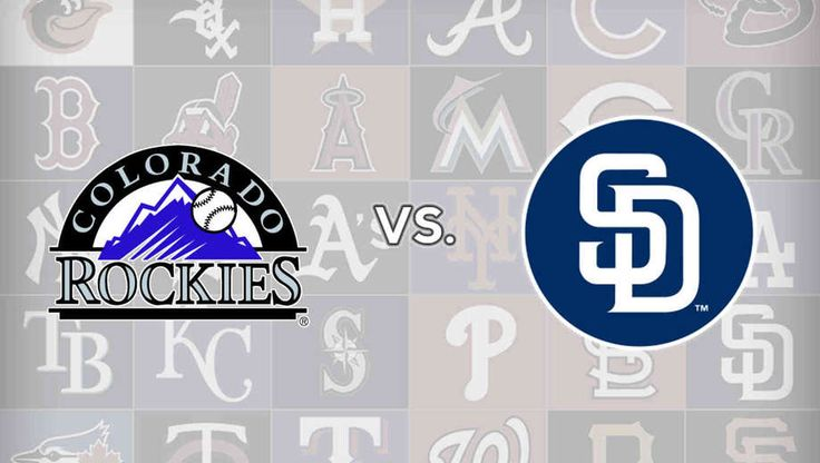 Saturday Night Baseball as the Padres Take on Rival Rockies, $15.75 - Save $5.75
