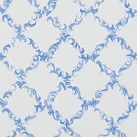 Designers Guild Kasuri Wallpaper - one wall only