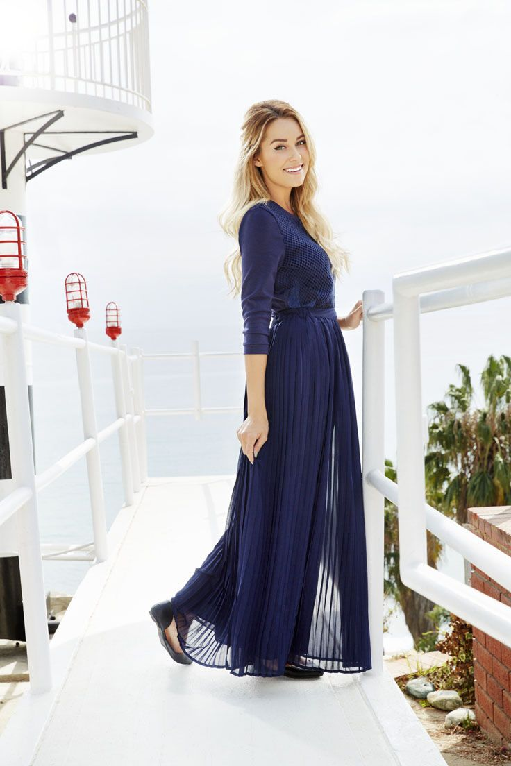 Simply stunning {LC Lauren Conrad at #Kohls}