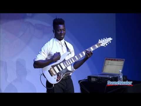 Tosin Abasi Workshop Presented by Toontrack - Sweetwater Sound - YouTube