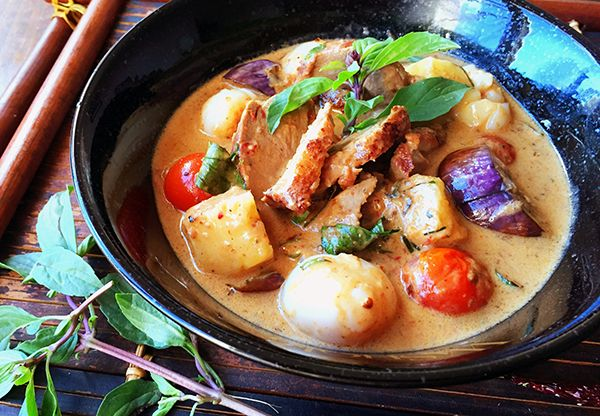 Turning up the heat on Thai Style Red Duck Curry with this easy and irresistibly tasty recipe for the popular Thai staple.