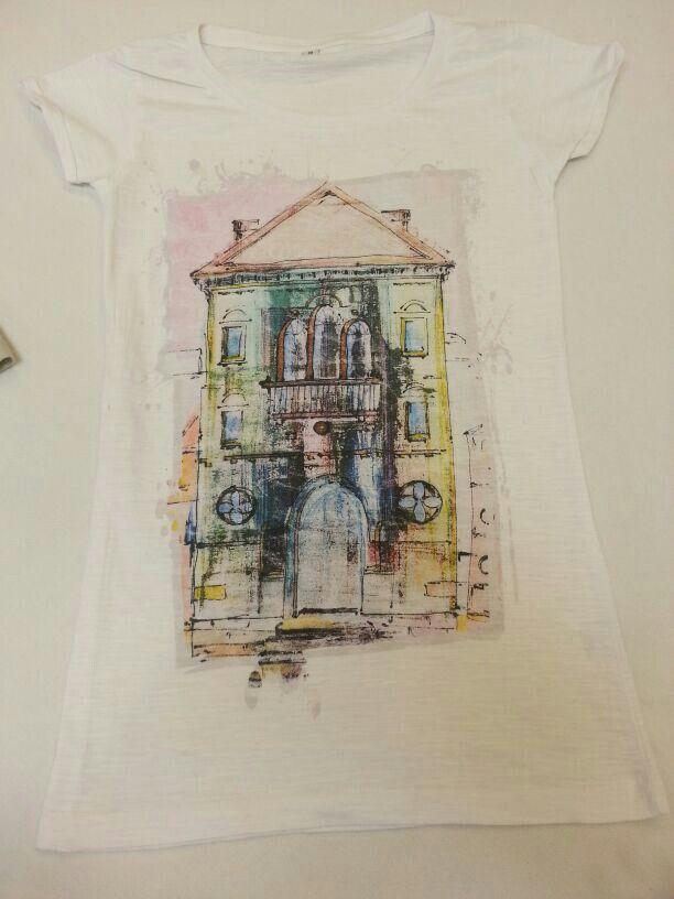 T-shirt Inhacca2o venezia