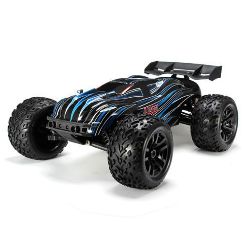 JLB Racing CHEETAH 1/10 Brushless RC Car Truggy 21101 RTR Remote Control New