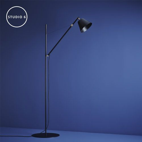 The 14 best ism floor lamps images on pinterest floor lamps studio 6 floor lamp mozeypictures Gallery