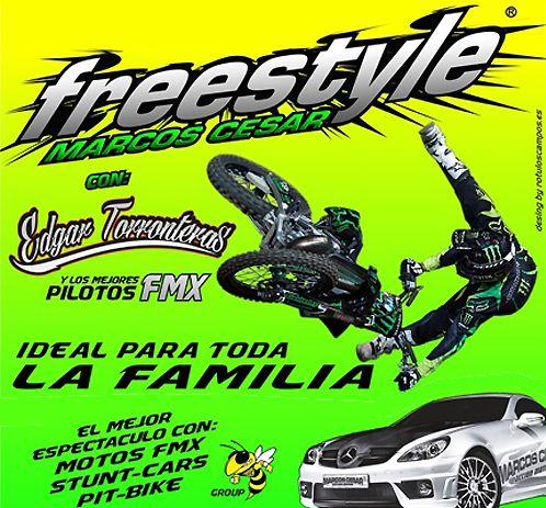 #Freestyle MX Marcos Cesar 19 Diciembre #Malaga. http://ievenn.com/deporte/freestyle-marcos-cesar-malaga.html