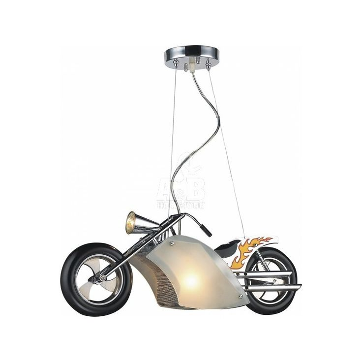 Motorcycle Children Lamp A&B Home4You