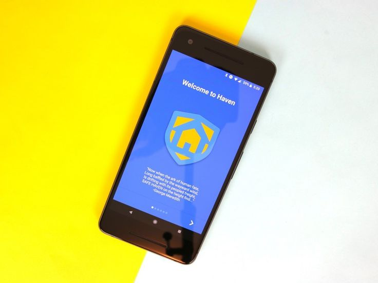 Edward Snowden's Haven app turns your phone into a surveillance device   ||  Haven: Keep Watch is a new app that turns your Android phone into a full-fledged piece of surveillance equipment, and it's backed by none other than Edward Snowden. https://www.androidcentral.com/edward-snowdens-haven-app-turns-your-phone-surveillance-device?utm_campaign=crowdfire&utm_content=crowdfire&utm_medium=social&utm_source=pinterest