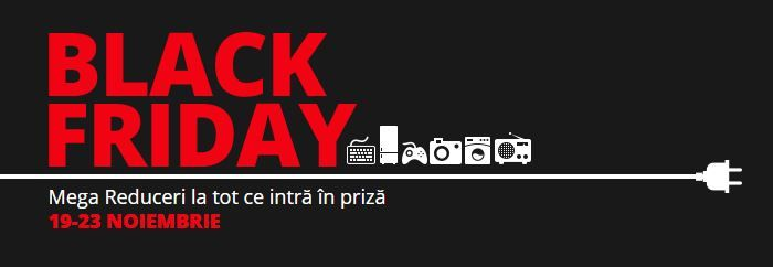 Carrefour Black Friday Romania 2014 – intregul catalog de reduceri