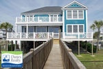 Dunes Realty Vacation Rentals- Ask this company for Pet Friendly rentals oceanfront or just off the boulevard. Their beautiful beach rentals provide the perfect space for any group.
