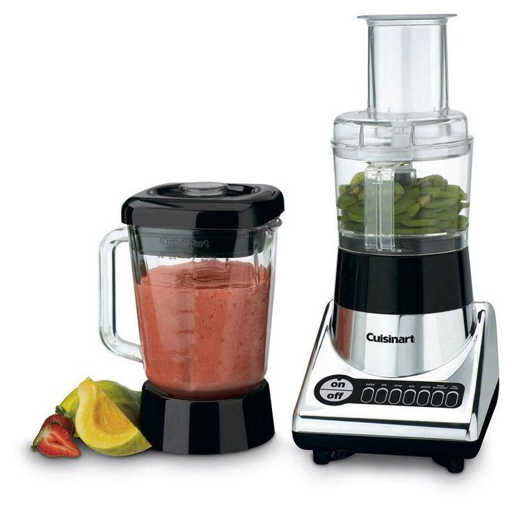 Cuisinart BFP-10CH PowerBlend Duet Blender/Food Processor   www.hayneedle.com