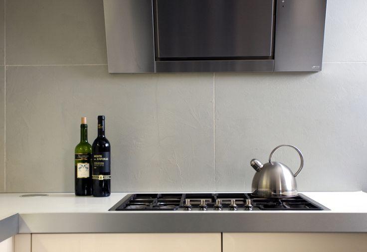 Moderne Wandtegels Keuken : Op eenigwonen nl tegels keuken zwart wit ...