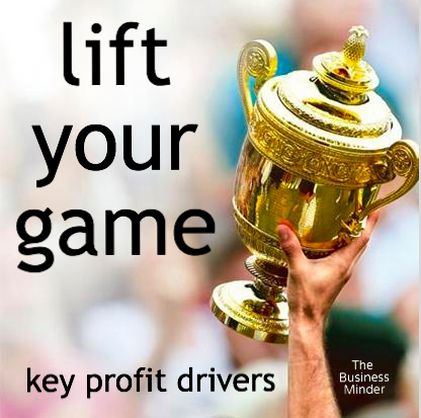 How to lift your game! The secret is to focus on setting around five key profit drivers and see how you go in year 1. These can change with time due to the growth of your business, changes in your market or seasonal changes. #TheBusinessMinder #Singapore #Malaysia #Vietnam #ASEAN #BusinessConsultant #MindUrBisnis #business #leadership #profitdrivers #businessperformance #competitors #growth #solutions #businesshelp
