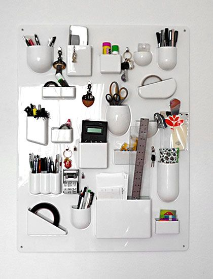 uten silo storage system in abs from vitra design museum. Black Bedroom Furniture Sets. Home Design Ideas