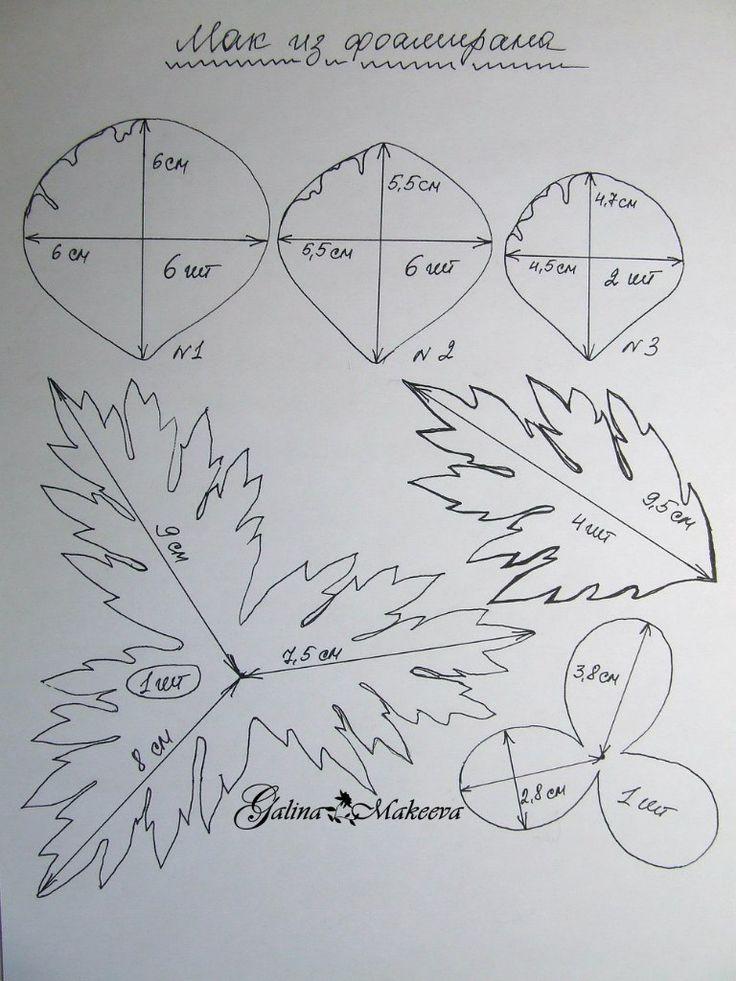 мак из фома выкройка - pxhETg7f9tw.jpg (768×1024)