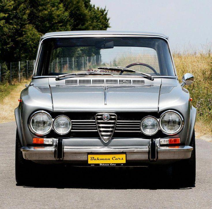 Bahman Cars: ALFA ROMEO Giulia Super (Limousine