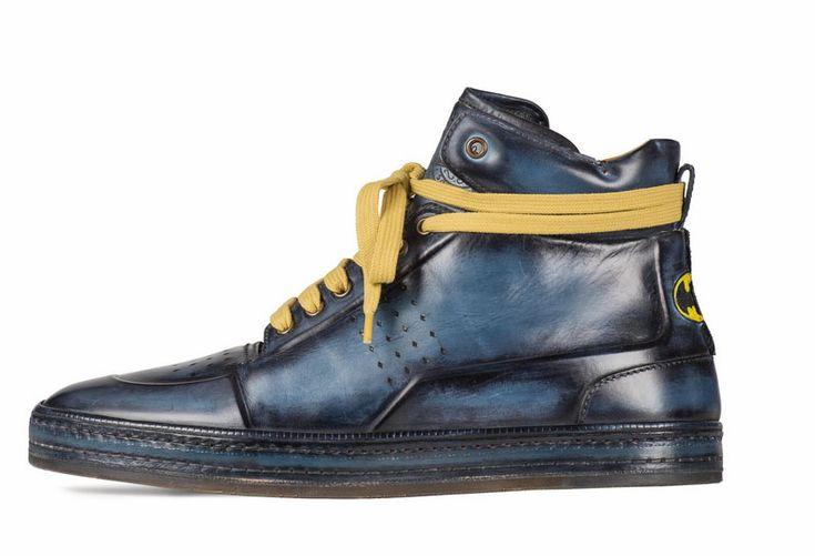 Chaussures Berluti x Batman