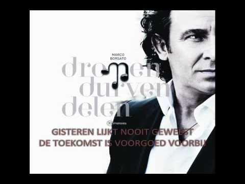 Marco Borsato - Duizend Scherven (met Laura Jansen) (lyrics)