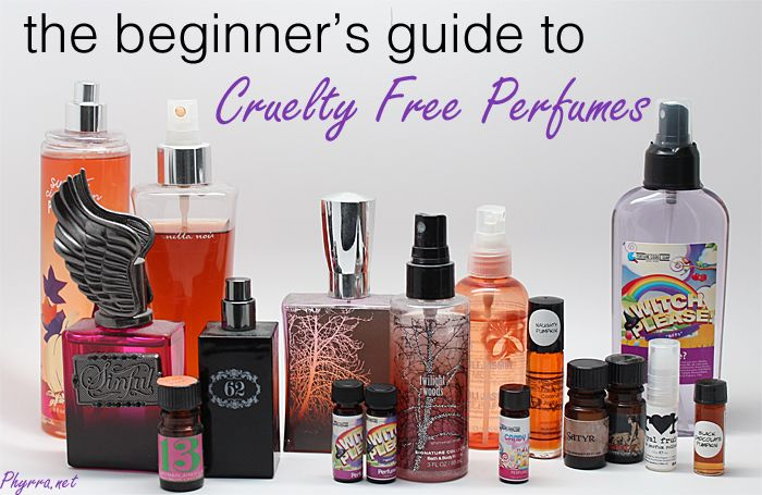 The Beginner's Guide to Cruelty Free Perfumes