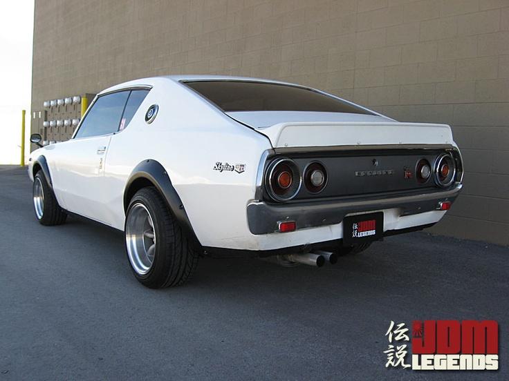 1973 Skyline (KGC110)