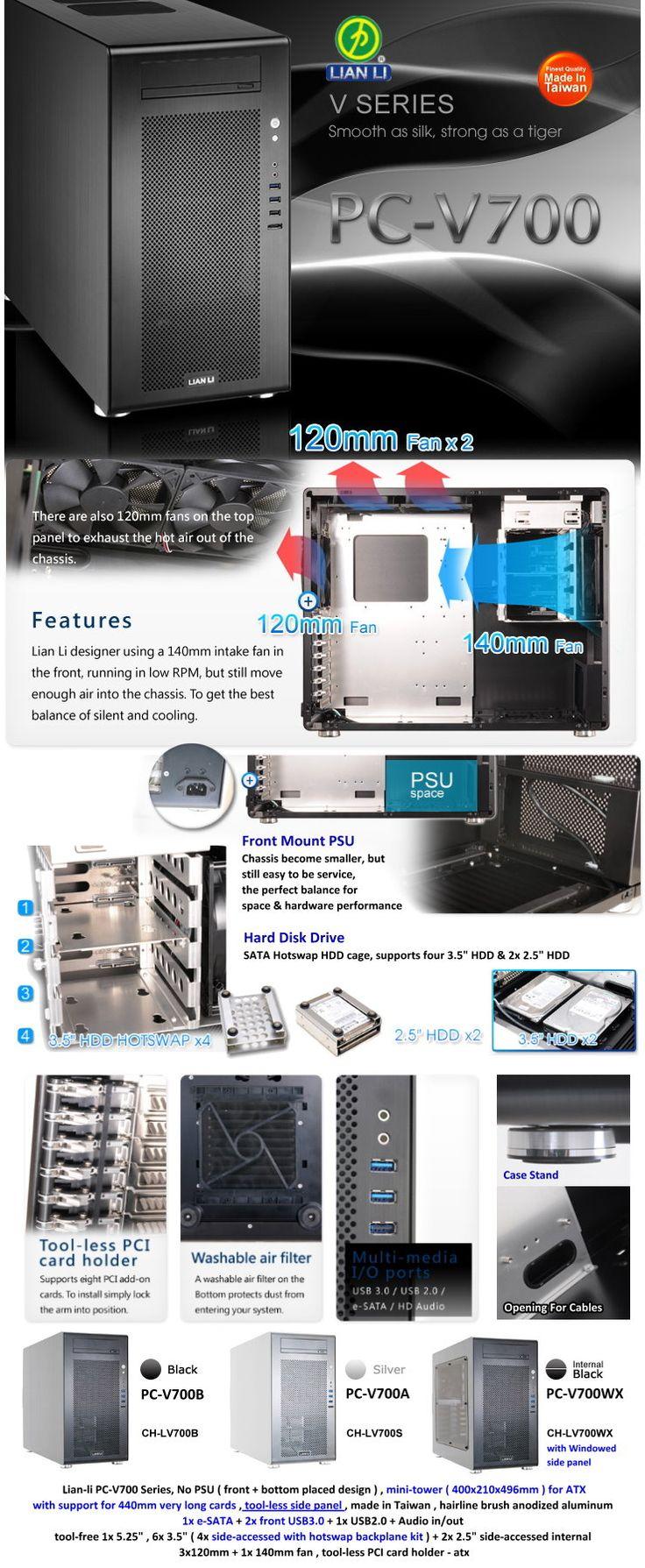 V-series PC-V700