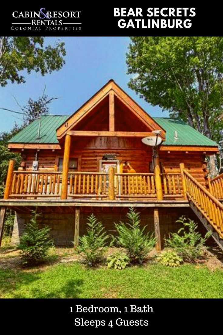 Gatlinburg Cabins Bear Secrets Gatlinburg Cabins Gatlinburg Cabin Rentals Cabin