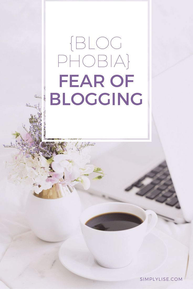 Fear of blogging - anybody else suffers from it?