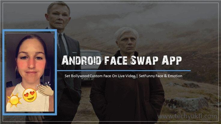 Best Live Face Swap/Change Android App | Bollywood Hollywood Celebrity Face  Hi Friends, Kya aap apne YouTube Live Video ko Celebrity Face me Swap karna chahte hai?. Agar ha to aap sahi jagah hai kyoki aaj