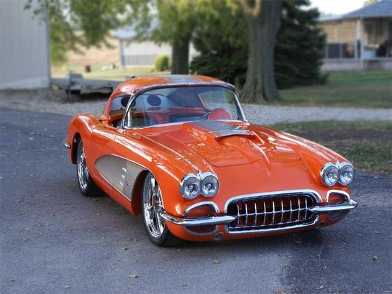 1959 CHEVROLET CORVETTE CUSTOM ROADSTER - Barrett-Jackson Auction Company - World's Greatest Collector Car Auctions