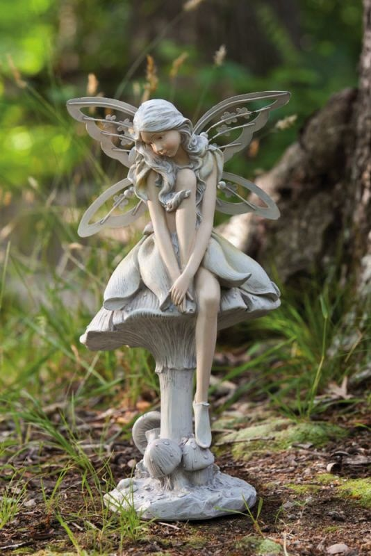 fairy statues for garden. 1000 Images About Garden Statues On Pinterest Cherub And Fairy - Statue For T