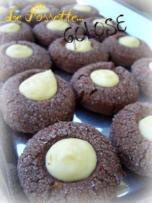 Menta e Cioccolato: Le Fossette Golose ...quando le mangi vai in estas...