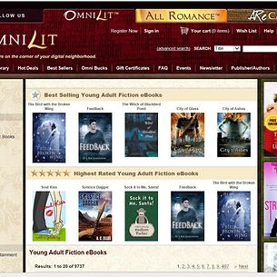 Highest rated YA ebook OmniLit