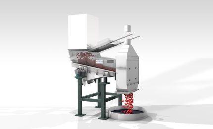 AViTEQ Vibrationstechnik: Hopper Discharge Unit